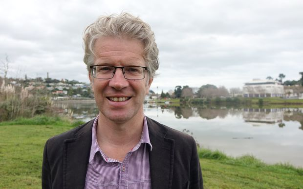 Acting Whanganui mayor Hamish McDouall says the EQC system is out of date and penalises provincial homeowners.