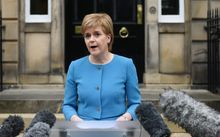 A new Scottish independence referendum is 'highly likely' and discussions are held to keep the country in the EU, the Scottish First Minister says.