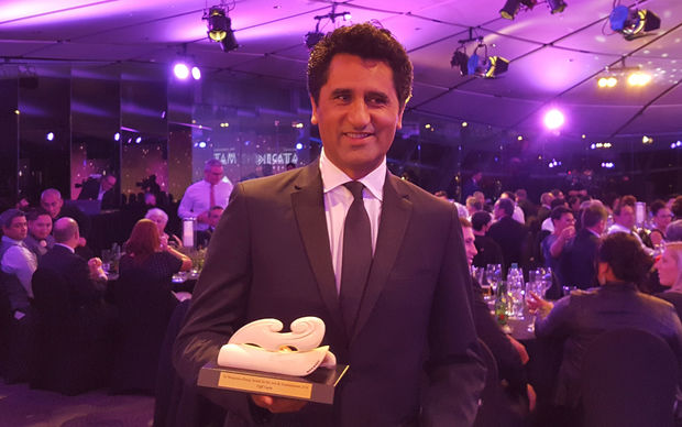 The Hollywood actor Cliff Curtis has won the supreme award at the inaugural Matariki Awards, which celebrate Māori success.