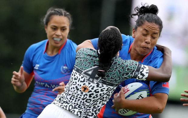 The Manusina finished in a share of 7th place at the Dublin Sevens.