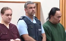 Tania Shailer and David William Haerewa are being sentenced at the High Court in Rotorua for the manslaughter of Moko Rangitoheriri.