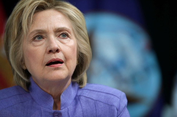Worry for Hillary Clinton's campaign as she faces Federal Bureau of Investigation questioning