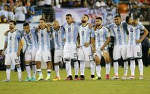 Argentina football side