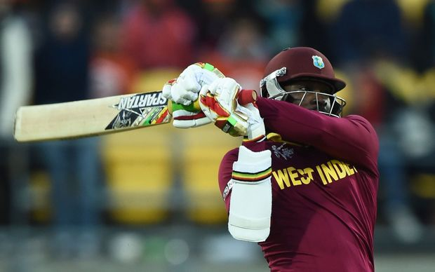 Chris Gayle hits out....but are bats getting too big?