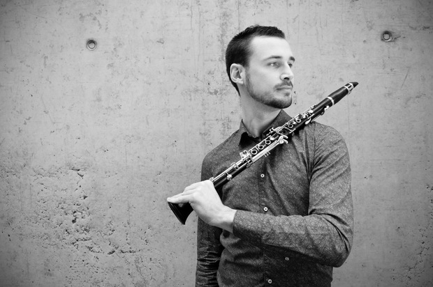 Clarinetist Richard Haynes