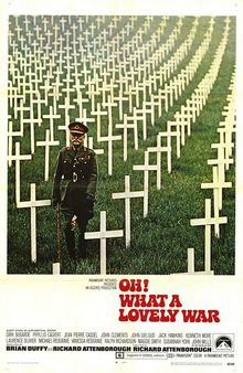 Oh! What a Lovely War, movie poster