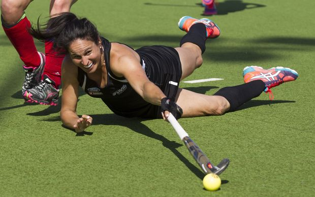 Black Sticks captain Kayla Whitelock will be competing at her fourth Olympic Games.