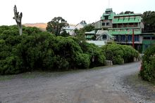 Children who have visited the marae have dubbed it Maori Hogwarts.