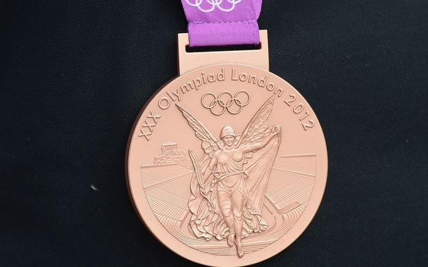 London Olympic bronze medal
