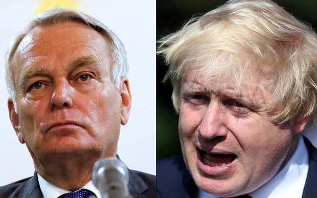 "France's Foreign Minister Jean-Marc Ayrault, has said Mr Johnson ""lied"" to the British during the Brexit Campaign."