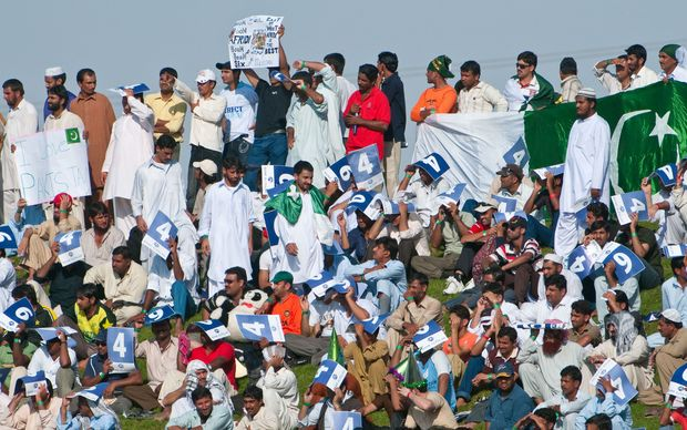Pakistan cricket fans have gone without international cricket since 2009.
