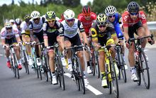 Tour de France race organisers considered abandoning the 13th stage.