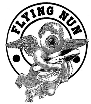 Flying Nun Eyeball logo