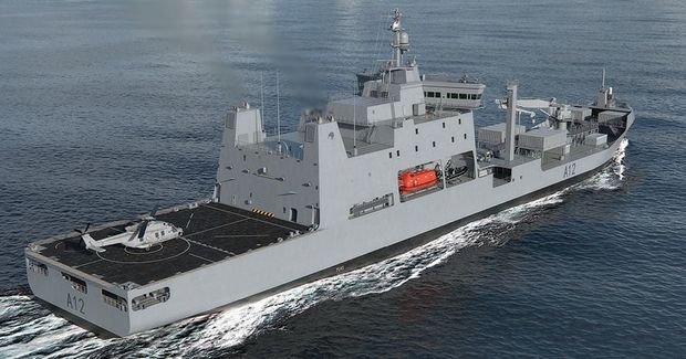The Defence Force is buying a new $500m naval tanker specifically designed for operations in Antarctica.