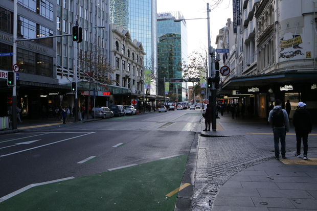 Lower Queen Street, Auckland Central