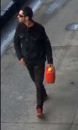 Police are asking for anyone with information about this man to get in touch.