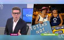 Bernie supporters speak out at DNC: RNZ Checkpoint