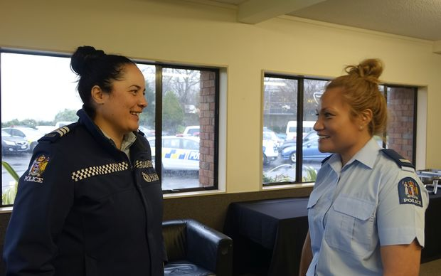 NZ police making efforts to bridge a cultural divide with diverse communities.