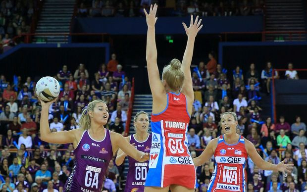 The Queensland Firebirds beat the NSW Swifts 69-67.