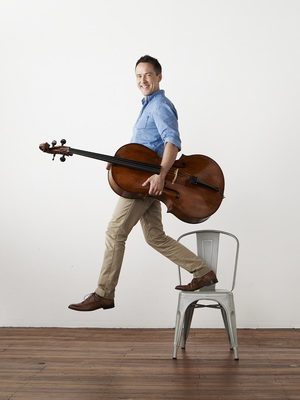 International cellist Daniel Yeadon