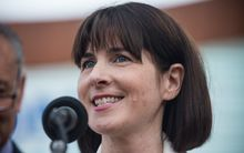 United States Democratic National Committee chief executive Amy Dacey