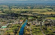 Land in the Waimakariri redzone could be used for housing.
