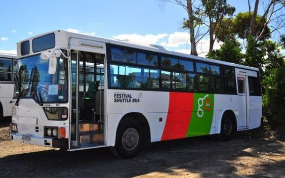 Go Bus is New Zealand's largest bus operator.