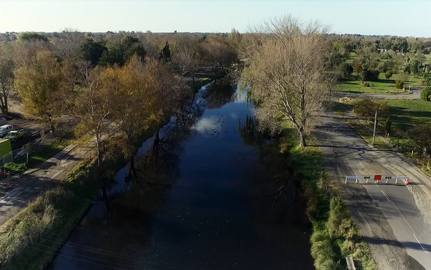 Avon River - Red Zone