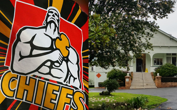 The Chiefs are investigating allegations of misconduct during end-of-year celebrations near Matamata.
