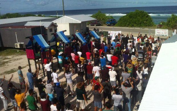 Amnesty says companies complicit in Nauru abuse