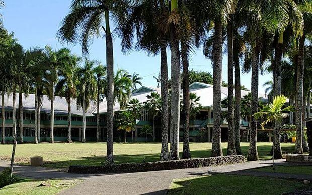 USP's Suva campus