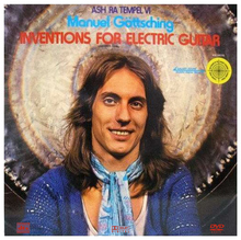 Manuel Gottsching – Inventions For Electric Guitar
