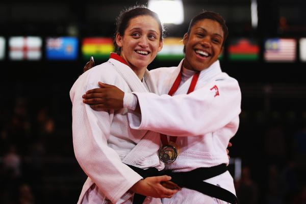 Darcina-rose Manuel will be competing in the women's 57kg judo elimination round in her first Olympics appearence at 1am.