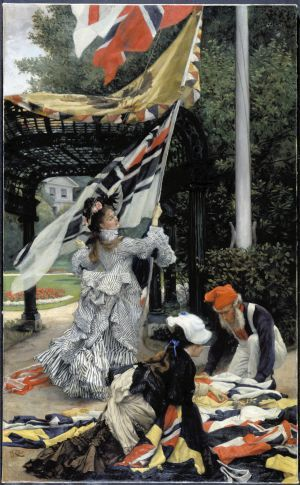 Still on Top by James Tissot