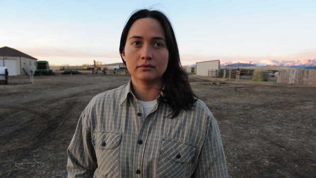 Newcomer Lily Gladstone in Kelly Reichardt's Certain Women