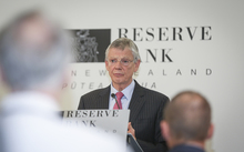 Reserve Bank Governor Graeme Wheeler