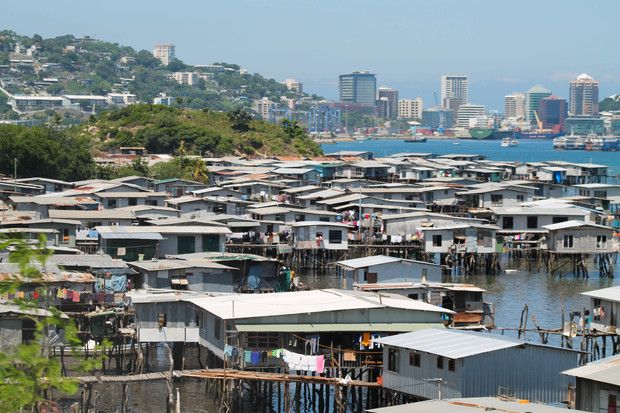 New study in PNG looks at insurance for settlements and ...