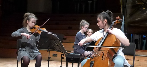 NZCT Chamber Music Contest 2016 - From Russia With Love | RNZ