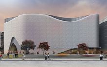 Two designs for Wellington's Movie Museum and Conference Centre near Te Papa have been released.