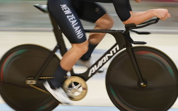 New Zealand Olympic cycling