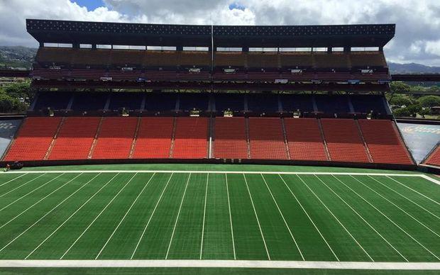The Aloha Stadium in Hawaii will host the Fiji, Tonga and Samoa rugby league teams.