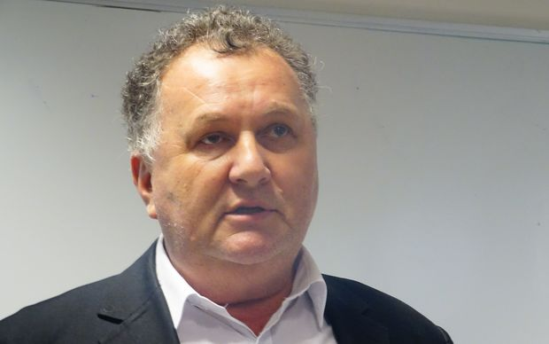 Shane Jones, New Zealand's Pacific Economic Ambassador