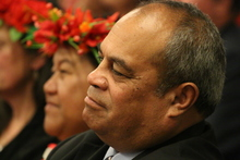 The Minister for Pacific Peoples, Aupito William Sio.