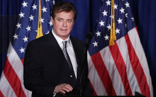 Donald Trump's presidential campaign chair Paul Manafort has resigned.