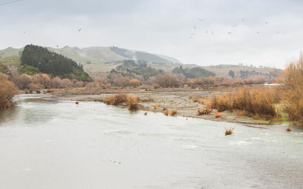 The Tukituki River
