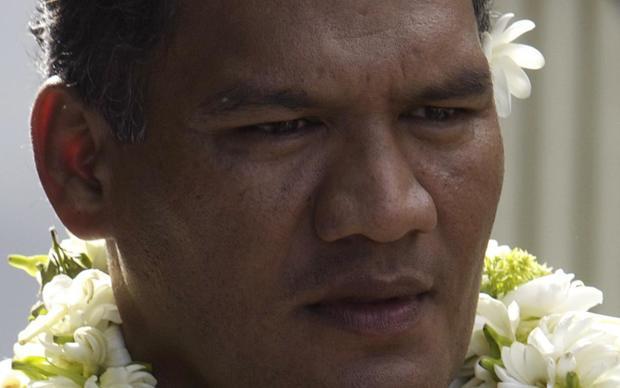 Tahiti politician Tauhiti Nena