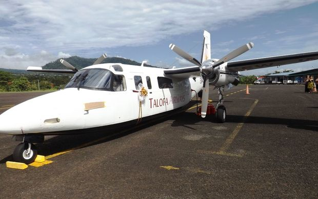 Talofa Airways fly to Tonga
