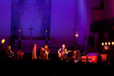 Bic Runga Live at Holy Trinity Parnell, Auckland