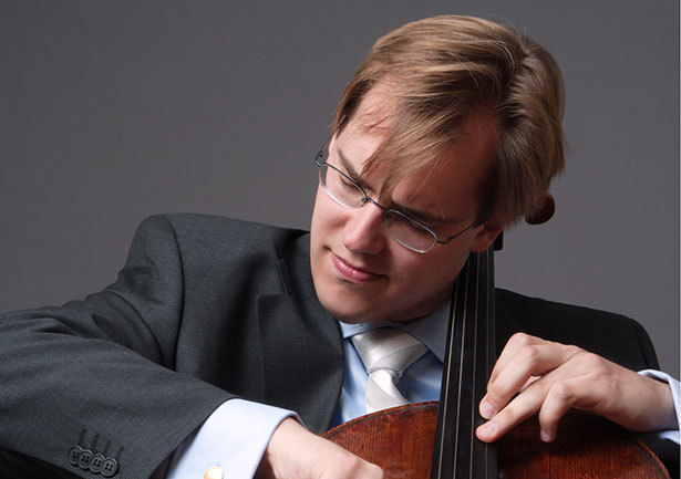 International cellist Wolfgang Schmidt