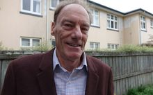 Christchurch mayoral candidate John Minto